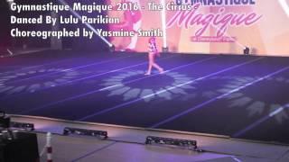 Gymnastique Magique 2016 - Lulu Parikian - Junior Solo
