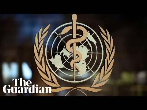 Coronavirus: WHO holds