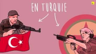 Expliquez-nous... le PKK