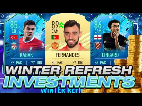 Winter Refresh Investment Guide + LEAKS (SORT OF) on FIFA 21 (Winter Upgrades)