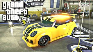 GTA V ONLINE:Tuning weeny Issi…