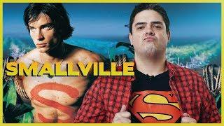 Smallville tua serie