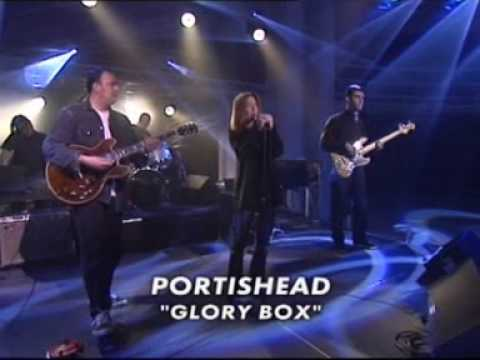 Portishead - Glory box - Live NPA 1994