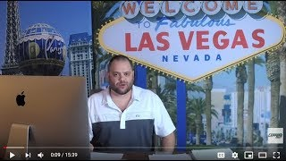 Cappers Nation Live - FREE NBA, MLB & UFC Fight Night 152 Picks Friday 5-17-19