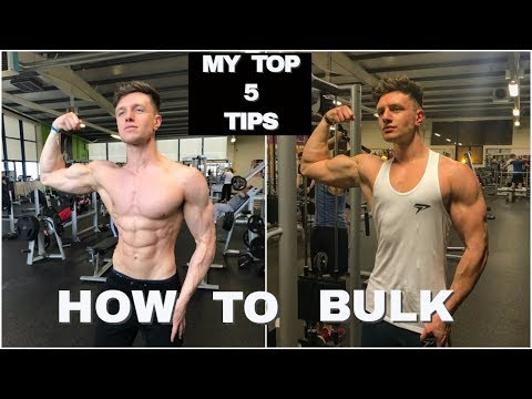 TOP 5 TIPS FOR A SUCCESSFUL BULK