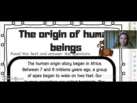 reading-comprehension-about-the-origin-of-human-beings