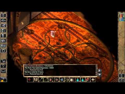 Baldur's Gate Trilogy Solo Part 51: Draconis, Abazigal's Lair Part 1 |