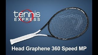 HEAD Graphene 360 Speed MP Tennis Racquet Review | Tennis Express