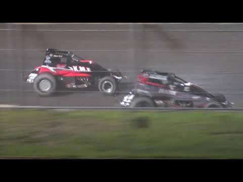 UMSS Traditional Sprint Feature - Cedar Lake Speedway 07/27/2019