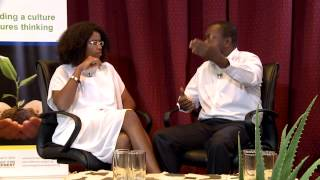 All Africa Futures Forum: Nadia El Imam talks to Olugbenga Adesida