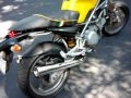 01 Ducati Monster with DP old style conti exhaust