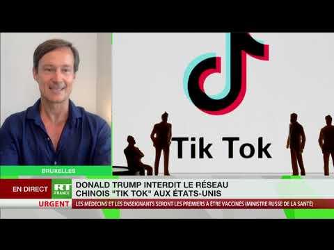TikTok interdit aux Etats-Unis ? « Une interdiction signerait la mort cérébrale de TikTok »