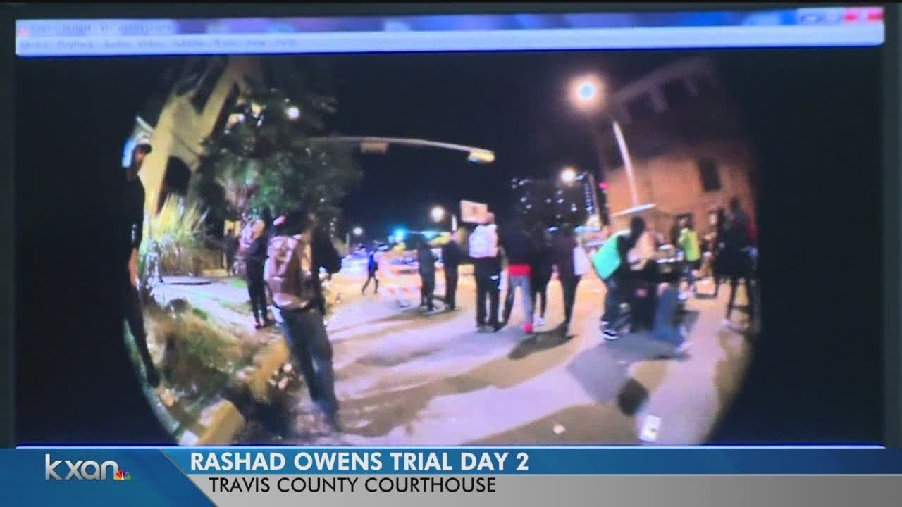 Video from deadly SXSW crash