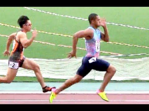 This video is unavailable.                         ケンブリッジ飛鳥10.08秒!100m【日本陸上競技選手権大会2017】世界陸上ロンドン大会日本代表選考会 Asuka Cambridge