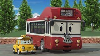 Робокар - мультики про машинки - Новый друг Вупер (HD) - Серия 26