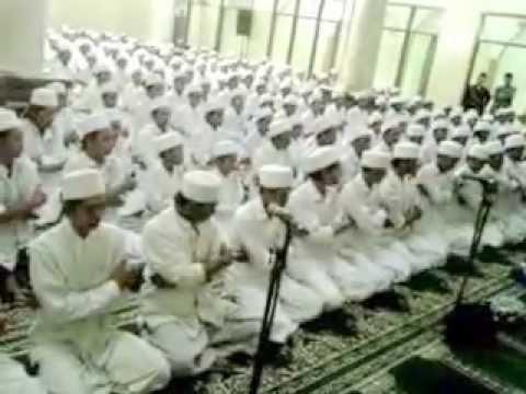 Ishari Khusus Dalam Rangka Haul Kyai H,abdurochim