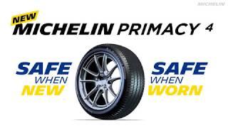 видео Michelin Primacy 4
