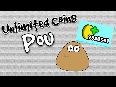 How To Get Unlimited Coins On Pou - Apk / Android - ItzTutorial