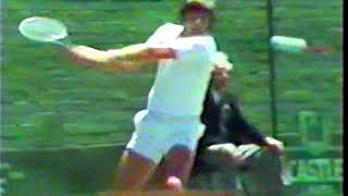 South African Open-1974, Final. Jimmy Connors-Arthur Ashe
