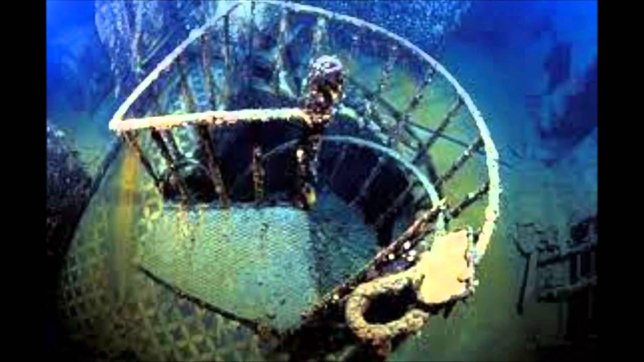 Fotos del britanic youtube - Fotos fondo del mar ...
