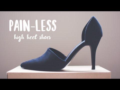 Comfortable High heels & Insoles Talk