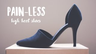 STYLE FILE   Comfortable High heels & Insoles Talk