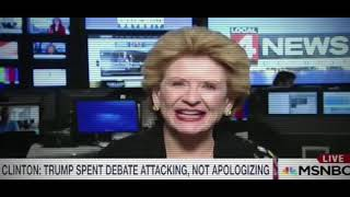 Debbie Stabenow Stood with Hillary Clinton, Not Michigan | Michigan Senate
