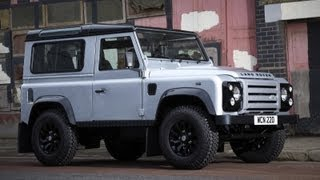 Land Rover Defender X-Tech 2011 Videos