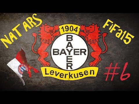 فيفا 15   طور المهنة   bayer leverkusen   الحلقة السادسة   رحلة الى ميونخ..!