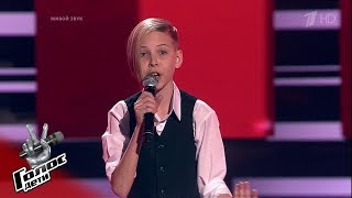 "Artyom Fokin. ""Taki Rari"" - Blind auditions - The Voice Kids Russia - Season 7"