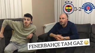 FANATİK TRABZONSPOR'LULAR FENERBAHÇE KASIMPAŞA MAÇINA TEPKİ VERİYOR.