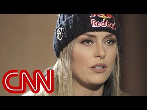 Lindsey Vonn: I won't be representing Trump at Olympics