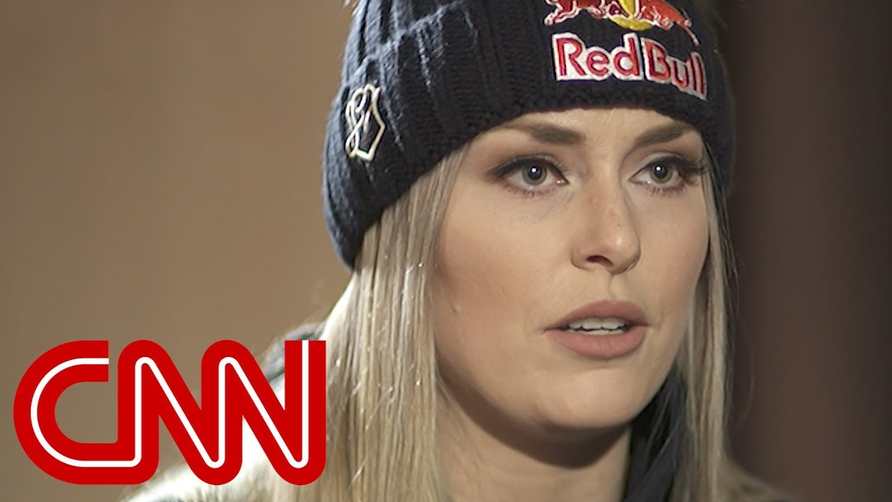 Lindsey Vonn says she doesn't want to represent Donald Trump at Olympics