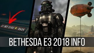 Everything You Need to Know Before Bethesda