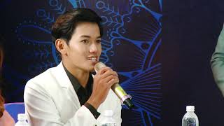 Hoa hậu Ngọc Hân quan tâm Hotboy Khánh Du có người yêu chưa?