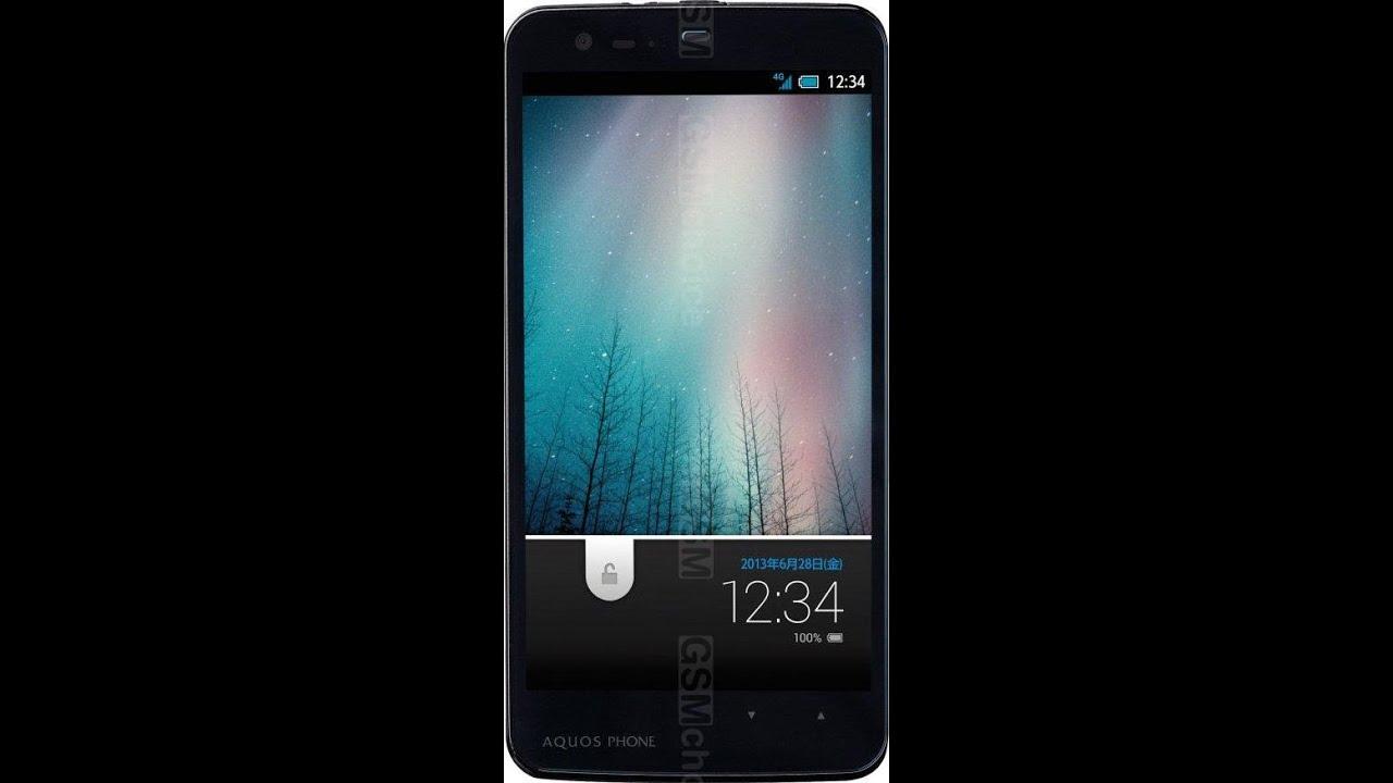 Sharp Aquos Phone Xx 206SH Hard Reset and Forgot Password Recovery, Factory  Reset by Krishna99