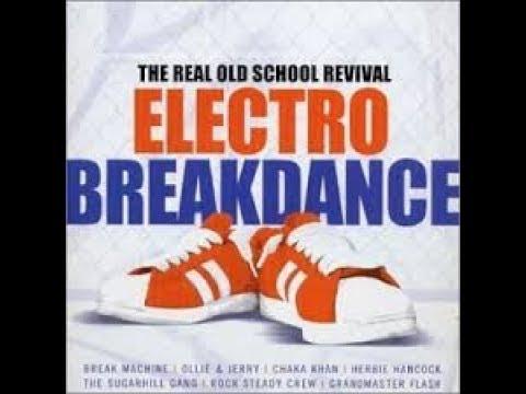 1980's Breakdance classics (1980-1984)