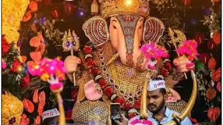 Gungan Tujhe Othanvar Rahude Ganpati Special | # Whatsappstutes #Mp3 #videostutes #  Ganeshjispeci |