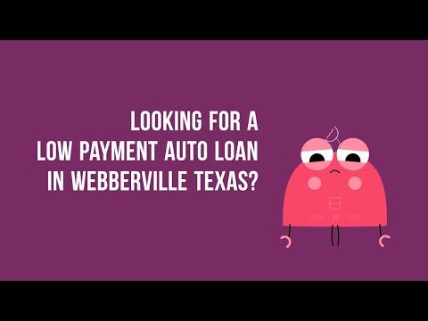 Zero Down Auto Financing in Webberville TX bad Credit or Good Credit