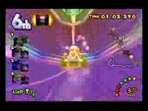 Mario Kart Double Dash - Star (Toad and Toadette, Rainbow ... - photo#32