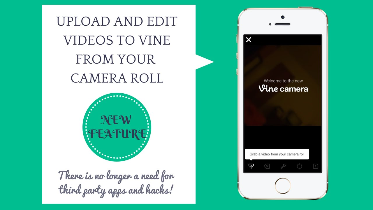 How To Upload Videos And Post Them To Vine