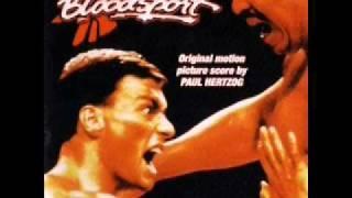 Bloodsport Soundtrack - Michael Bishop - Steal the Night (instrumental version)