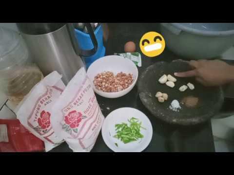 Download Cara buat peyek kacang renyah gurih