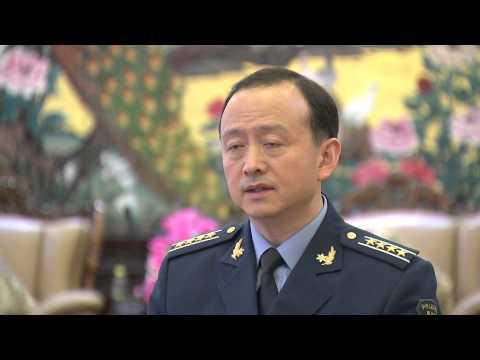 Exlusive interview: Sr. Colonel Zhou Bo on China's White Paper