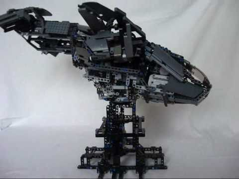 Halo Pelican From Lego Technic