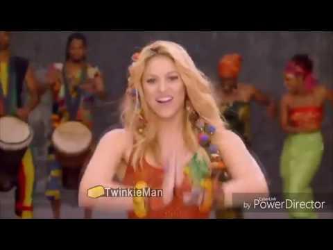 Shakira i'm gay remix!