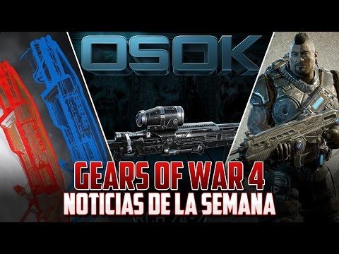 Gears of War 4 | Nuevos Skins V2 - Tai crafteable - Evento clasico!!