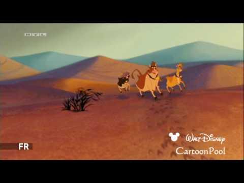 Disneys Die Kühe sind los! - German Trailer (2009)
