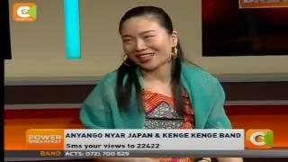 Power Breakfast: Anyango Nyar Japan & Kenge Kenge Band