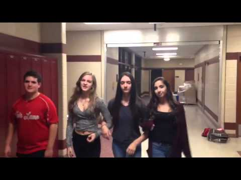Welcome to the United States. French video project